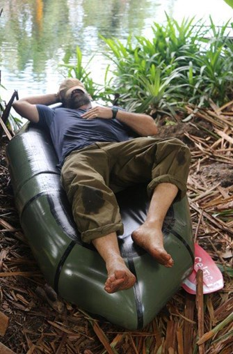 ed stafford into the unknown