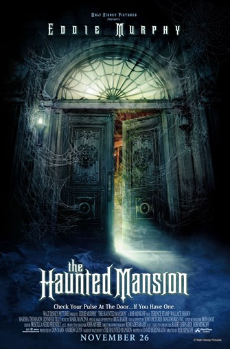 Halloween Movie - The Haunted Mansion