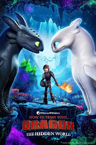 Kids Movie: How to Train Your Dragon: The Hidden World